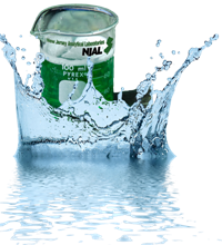 beaker-and-water
